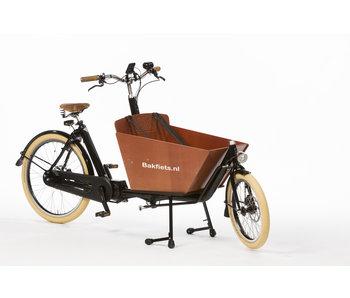 Bakfiets.nl CargoBike Cruiser Short Steps elektrische bakfiets