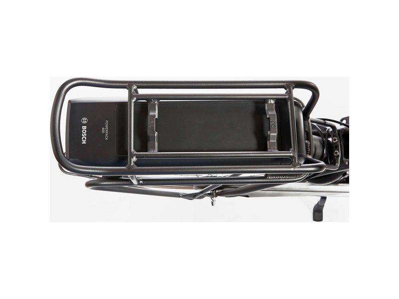 Cortina E-U4 Solid Eclips Black Matt MHB7 ActiveLine MM damesfiets