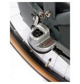 Cortina U4 Mini Solid Mouse Grey Matt R3 jongensfiets