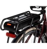 Cortina E-Common Family Black Red Matt HB7 MM420 damesfiets
