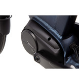 Cortina E-Common Black Blue Matt HB8 MM420 herenfiets