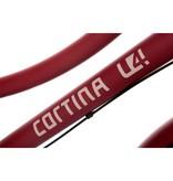 Cortina U4 Raspberry Matt R3 damesfiets