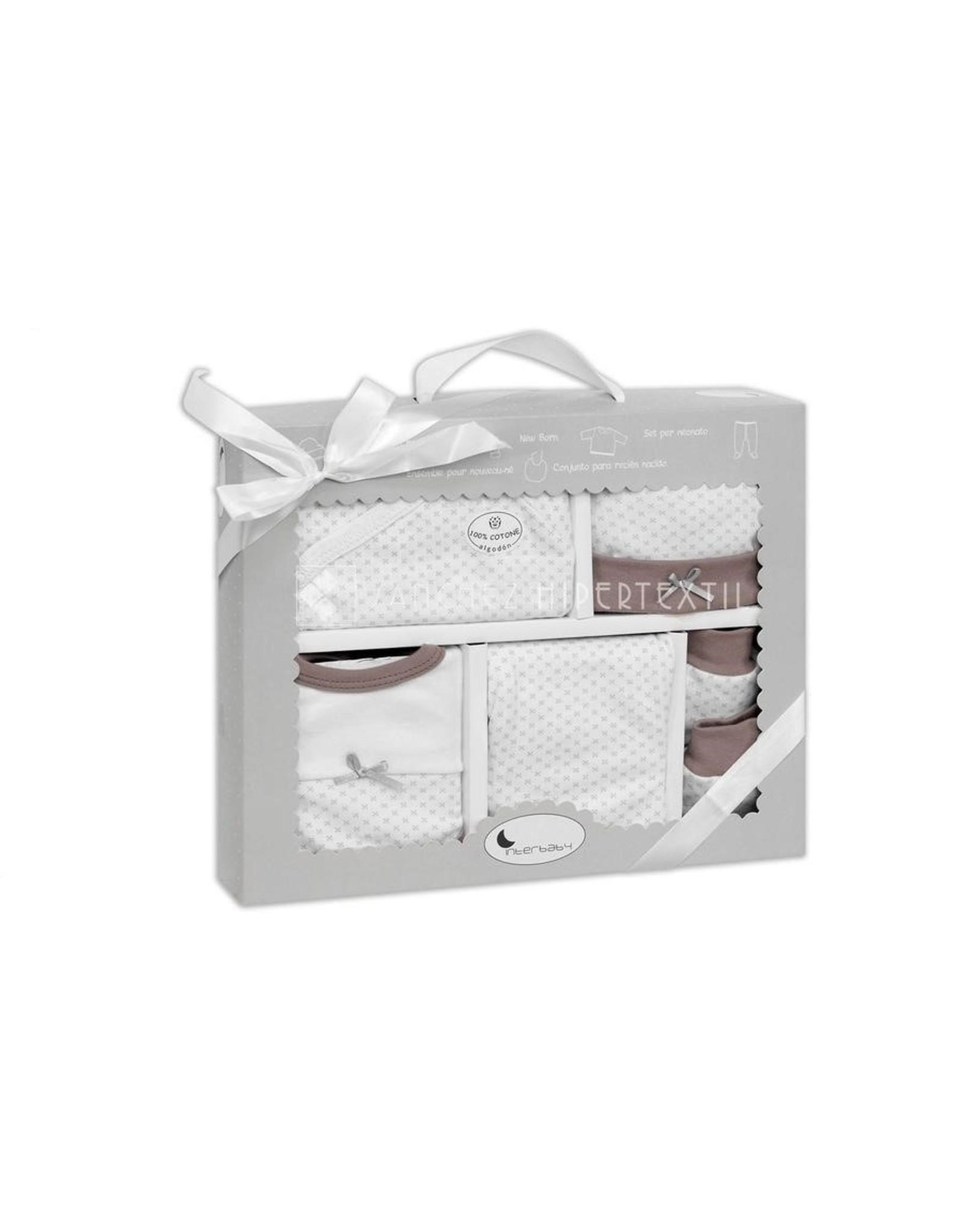 Gift set ''Bebe Brown'' newborn