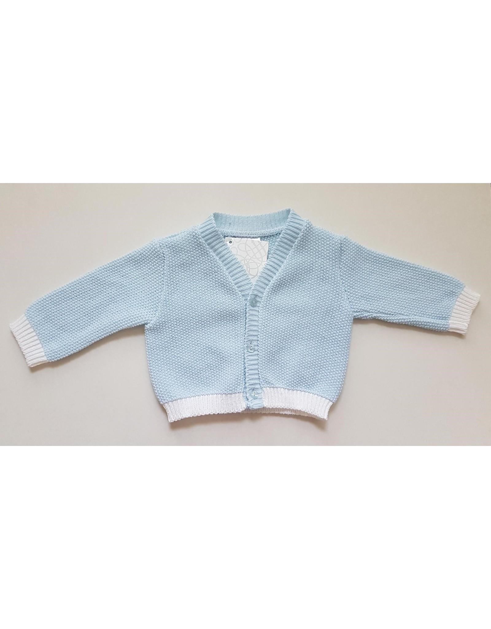 Baby boy vest ''Jude''