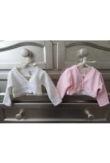 Baby vest ''Marta white''