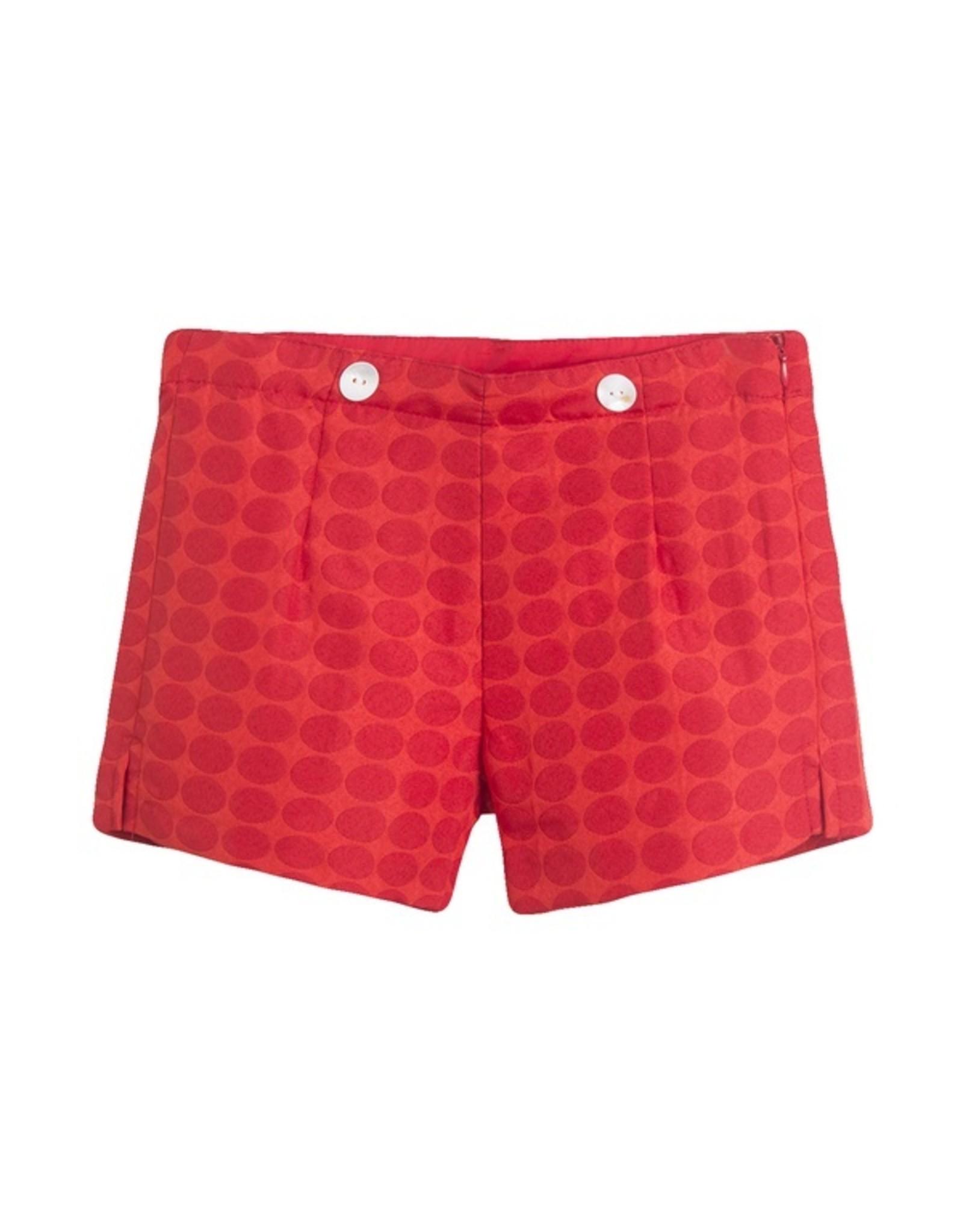 Short ''Newness rojo'' JGV99746