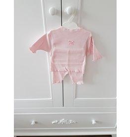 Babyblos pyjama pink