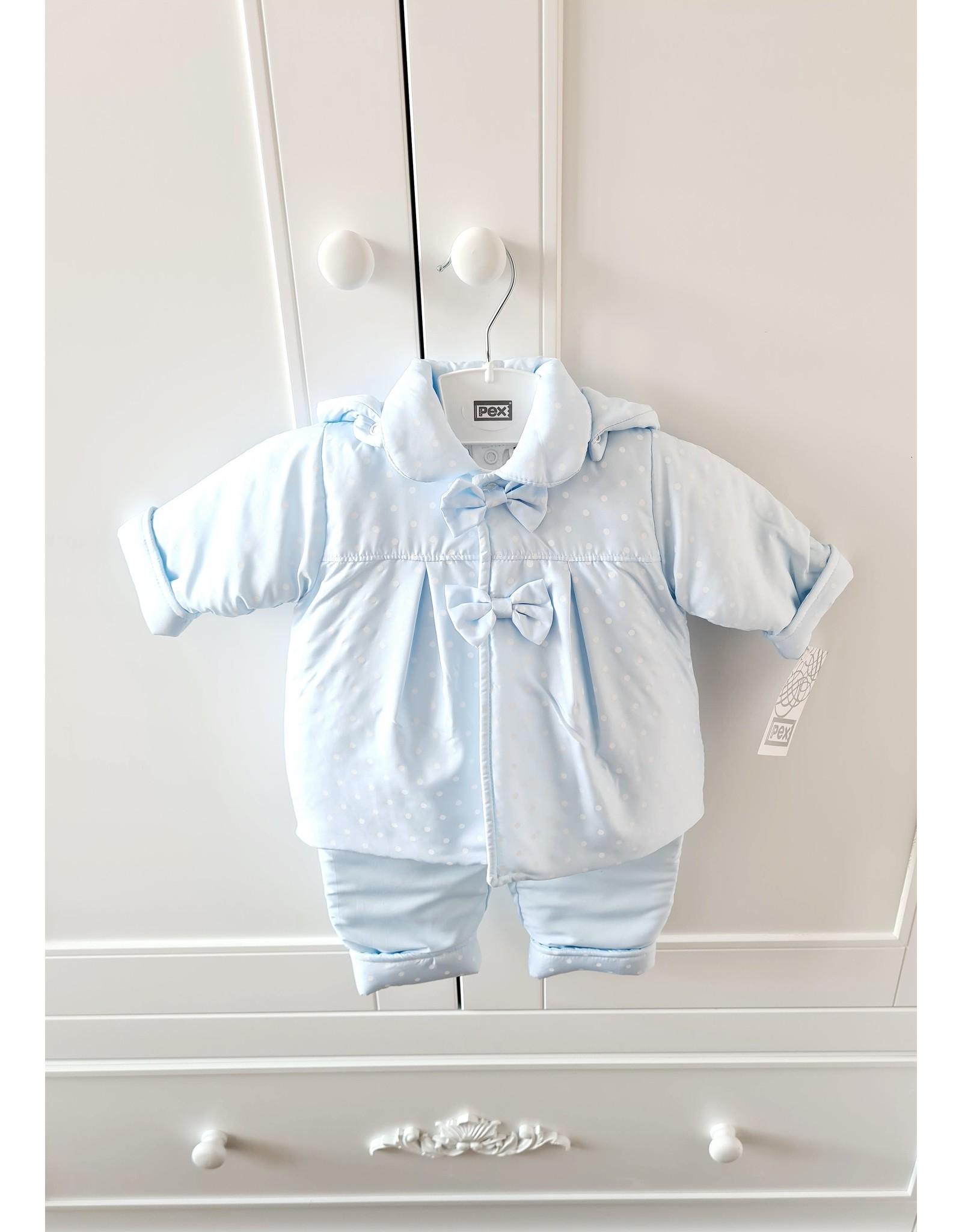 Baby winterjas - skipak - winterset 3-delig