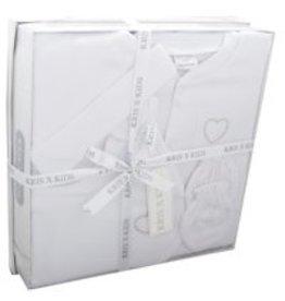 Giftset sweethart white
