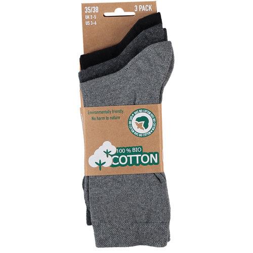 Apollo Bio katoenen sokken