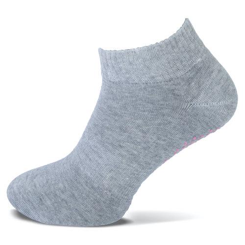 Basset Yoga sokken met anti-slip