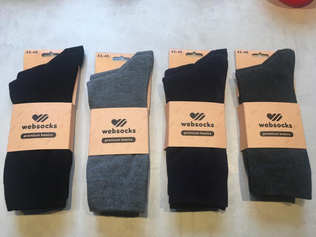 Websocks Premium Basic Sokken