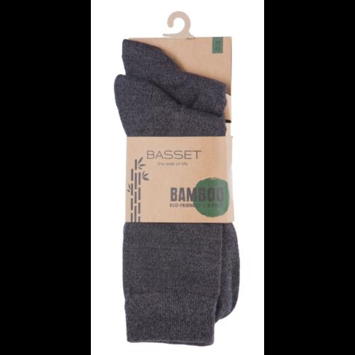 Basset Bamboe sokken