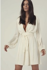 Melissa Odabash Melissa Odabash Gold Banks II Short Dress