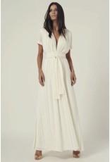 Melissa Odabash Melissa Odabash Gold Mc Pherson Long Dress