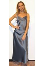 Marjolaine Marjolaine Soie Uni Odana jurk/L 3033014