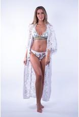 Raffaela d'Angelo Raffaela d'Angelo CR18 Lace Kimono CFD41