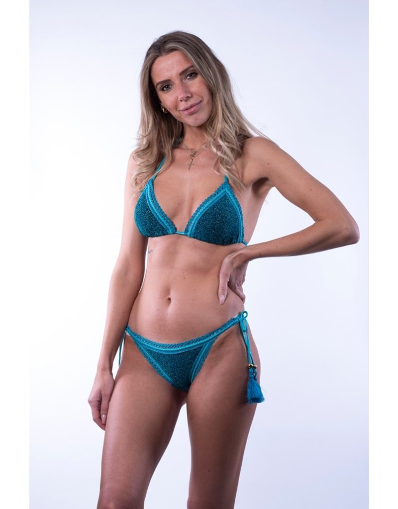 Raffaela d'Angelo Raffaela d'Angelo CR19 Lurex Bikini RGD41-SLD13