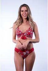 Raffaela d'Angelo Raffaela d'Angelo CR17 Rosso Bikini RGD03/D-SLD02