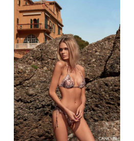 Melissa Odabash Melissa Odabash Cancun Snake Bikini