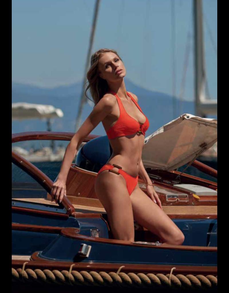 Melissa Odabash Melissa Odabash Paris Tangerine Bikini