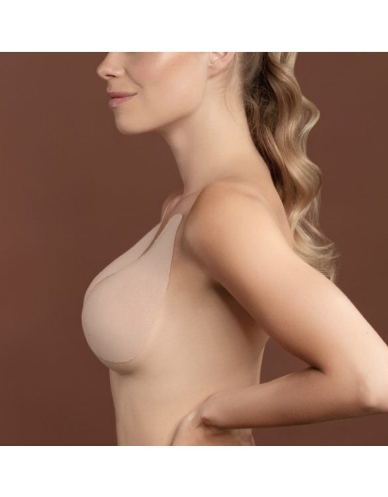 Bye Bra Bye Bra Breast Lift Pads + silk nipple covers