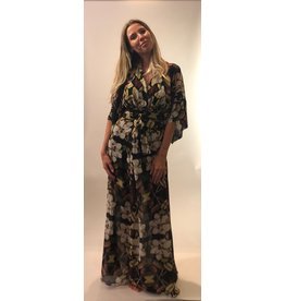 Maria Sanz Maria Sanz Kimonodress Izadora Leaf