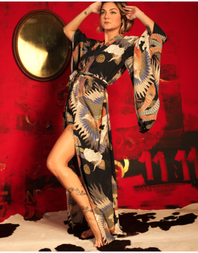 Maria Sanz Maria Sanz Kimono Miss Gion