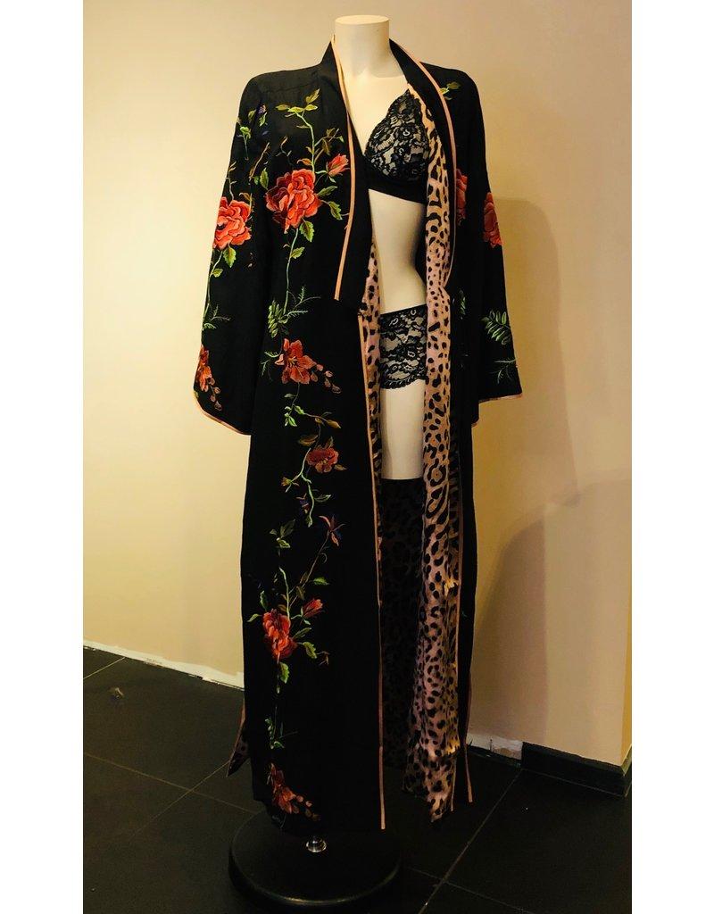 Marjolaine Marjolaine Gold Kimono 3LEX2201