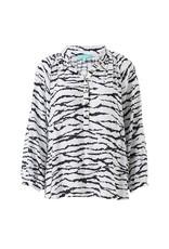 Melissa Odabash Melissa Odabash Lauri Tiger Shirt