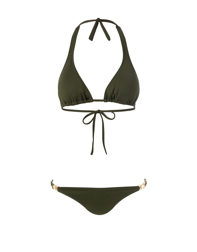 Melissa Odabash Melissa Odabash Athens Olive Bikini