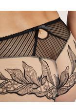 Aubade Aubade 'Fleur de Tattoo' Encre Shorty TB70
