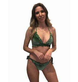 Raffaela d'Angelo Raffaela d'Angelo CR21 Verde Bikini RGD13/SLD01