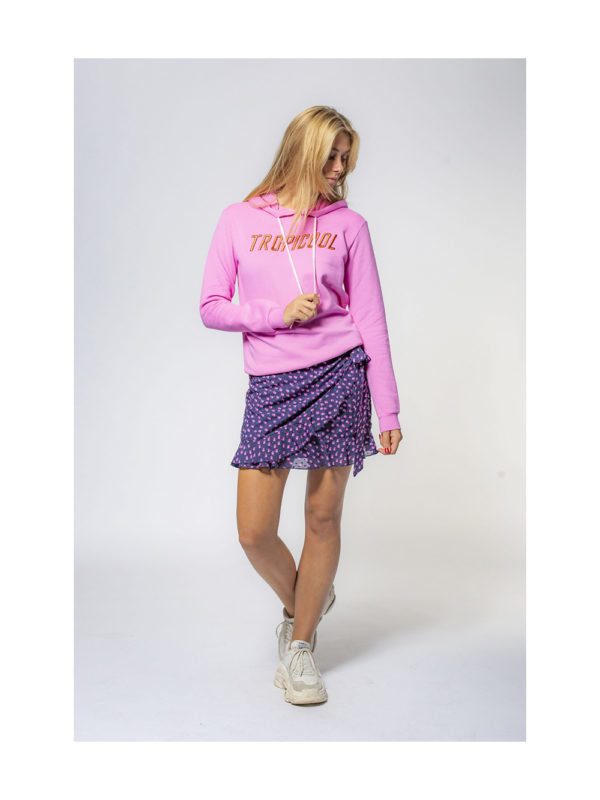 Blake Seven Sweater Tropicool Pink