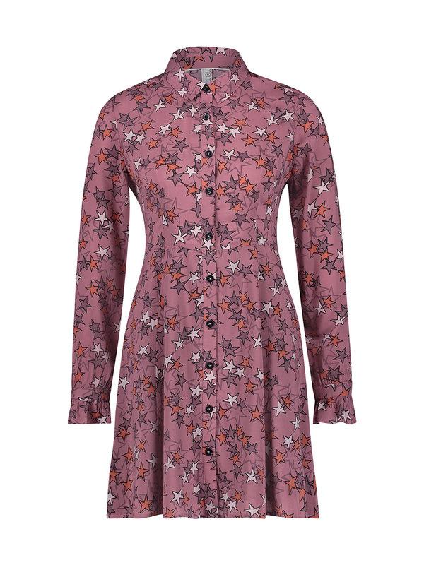 Melt Nomads MELT Nomads Blouse Dress Star Rose
