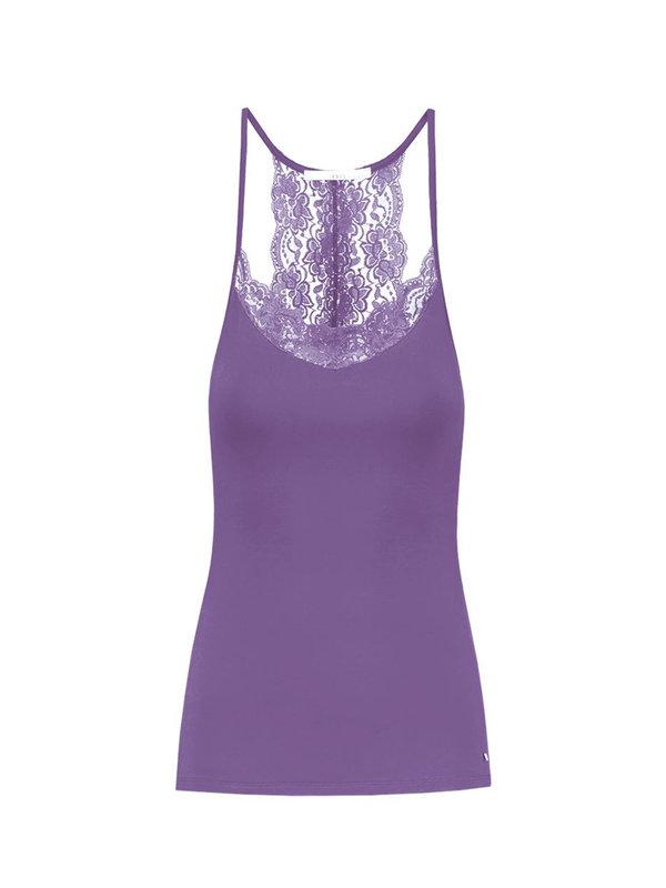 Aaiko Aaiko Jolie Top Purple Plum