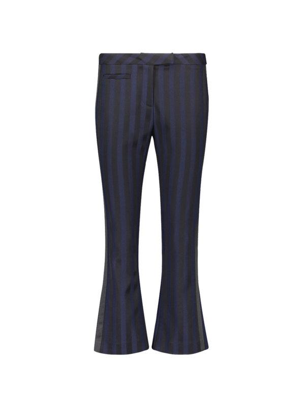 Aaiko Paru Pants Flair Night Blue