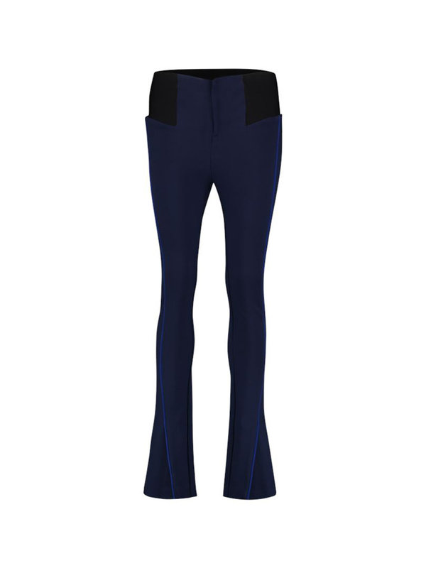 Aaiko Parilla Co Pants Night Blue