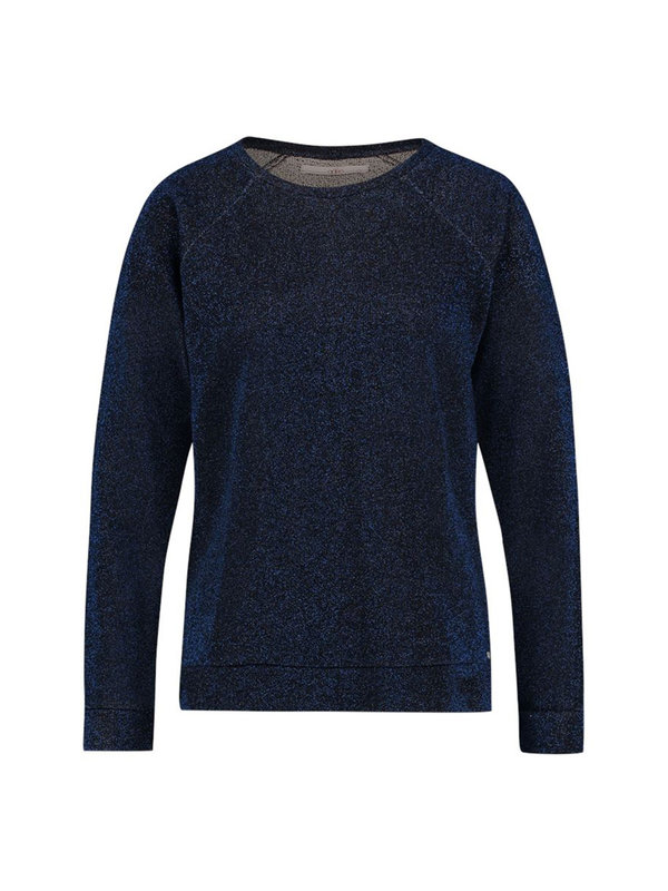 Aaiko Luana Sweater Electric Blue