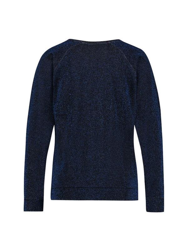 Aaiko Luana Sweater Electric Blue
