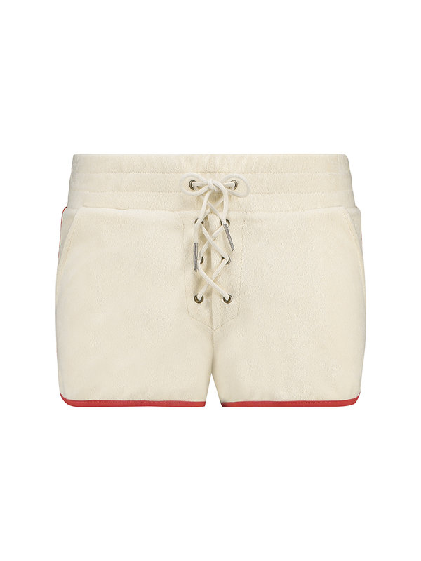 Melt Nomads MELT Nomads Short French Terry White