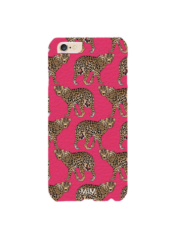 Mim Cheeky Cheetah Phone Case
