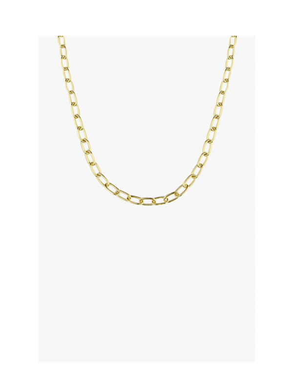 Wildthings Wildthings Chunky Love Necklace Gold