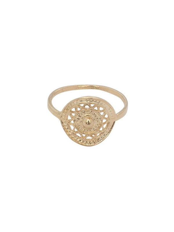 Bobby Rose Tournesol Ring Gold
