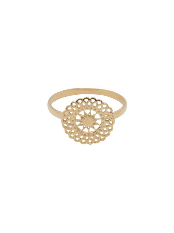 Soleil Ring Gold