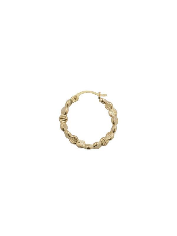 Bobby Rose Tourne Earring Gold