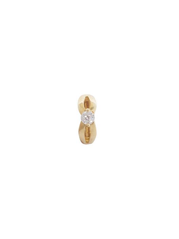 Bobby Rose Papillon Earring Gold