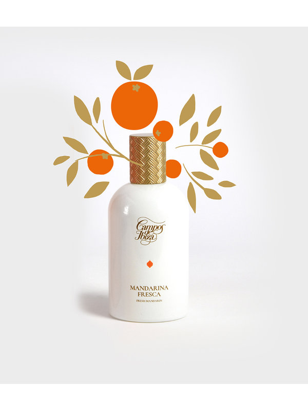Fresh Mandarin 100 ml