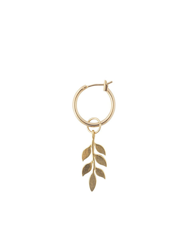 Bobby Rose Twig Earring Gold