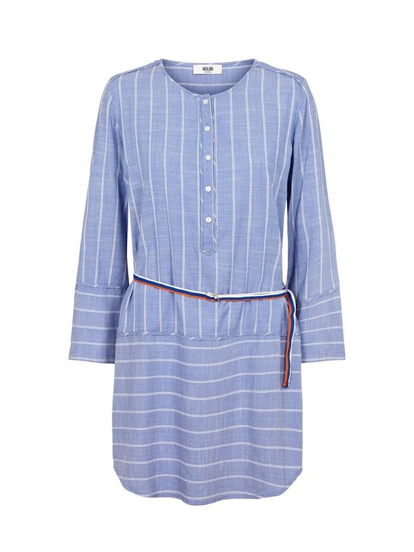 Moliin Melissa Dress Light Blue